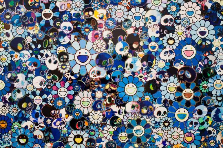 takashi-murakami-flowers-amp-skulls-exhibition-gagosian-gallery-hong-kong-recap-1