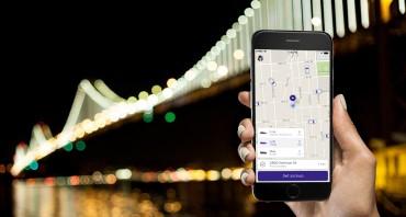 Lyft-smartphone-app