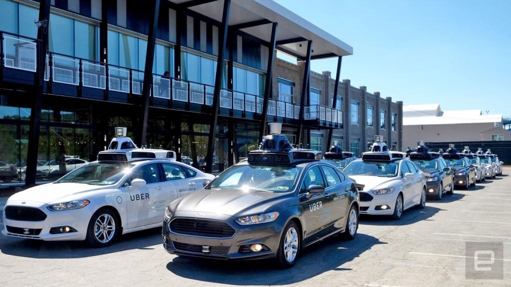 Uber+fleet-ed