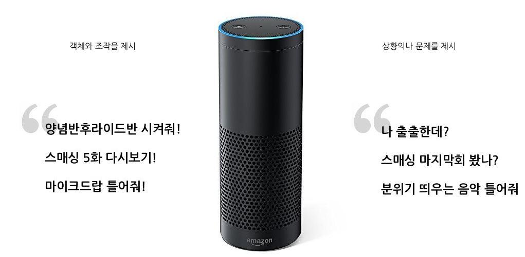 [2018 HCIK 강연후기] OZ와 Amazon Skill을 이용한 인공지능 서비스 기획 – 이중식 외 3명(서울대)